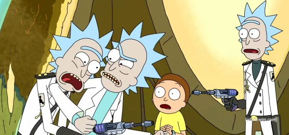 Rick and Morty have a falling out when Rick is approached by some familiar associates.