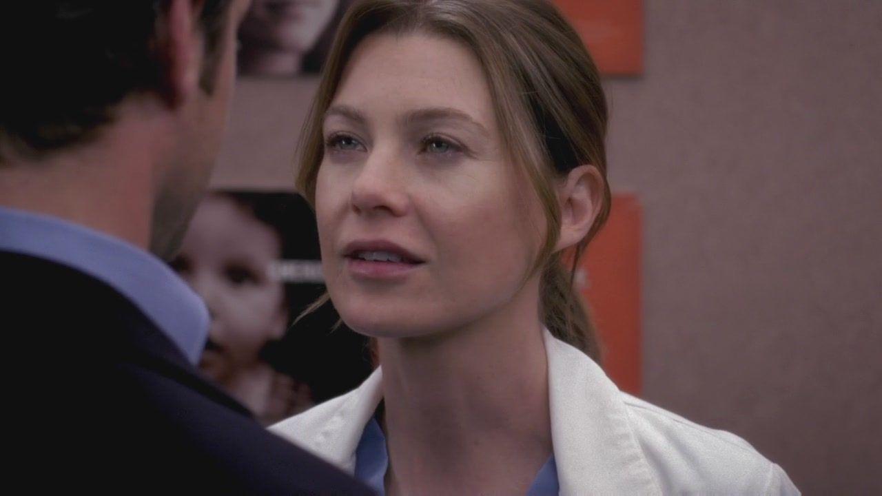 The Heart of the Matter - Grey\'s Anatomy S04E04   TVmaze