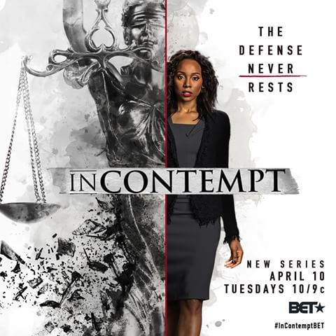 In Contempt cover