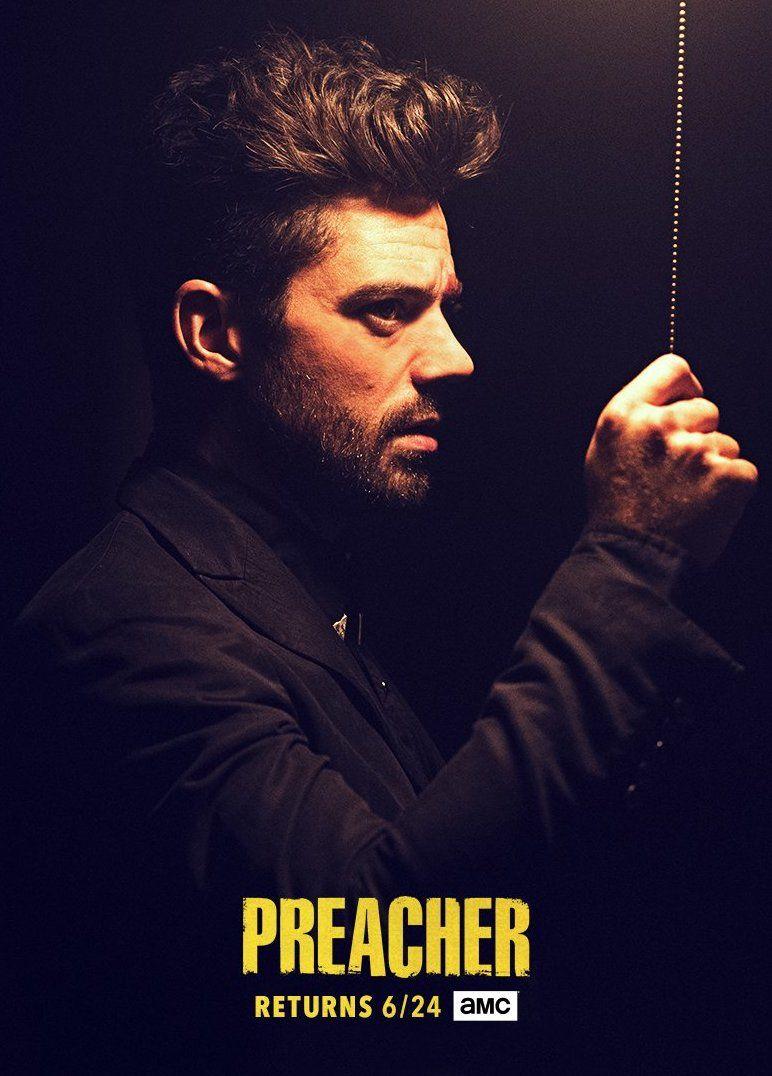 Preacher cover