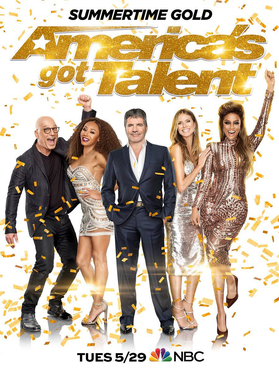 America's Got Talent cover