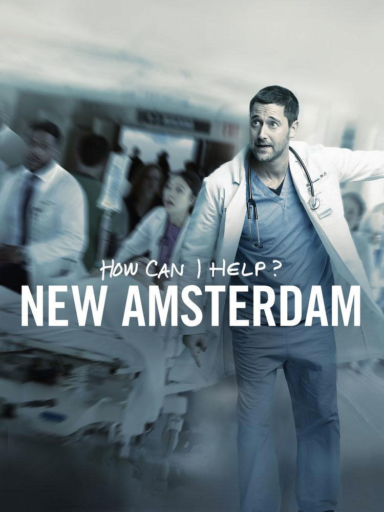 New Amsterdam cover