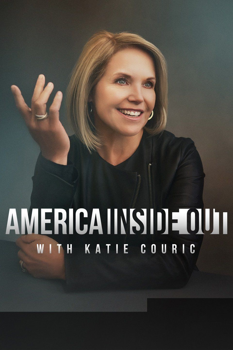 America Inside Out with Katie Couric cover