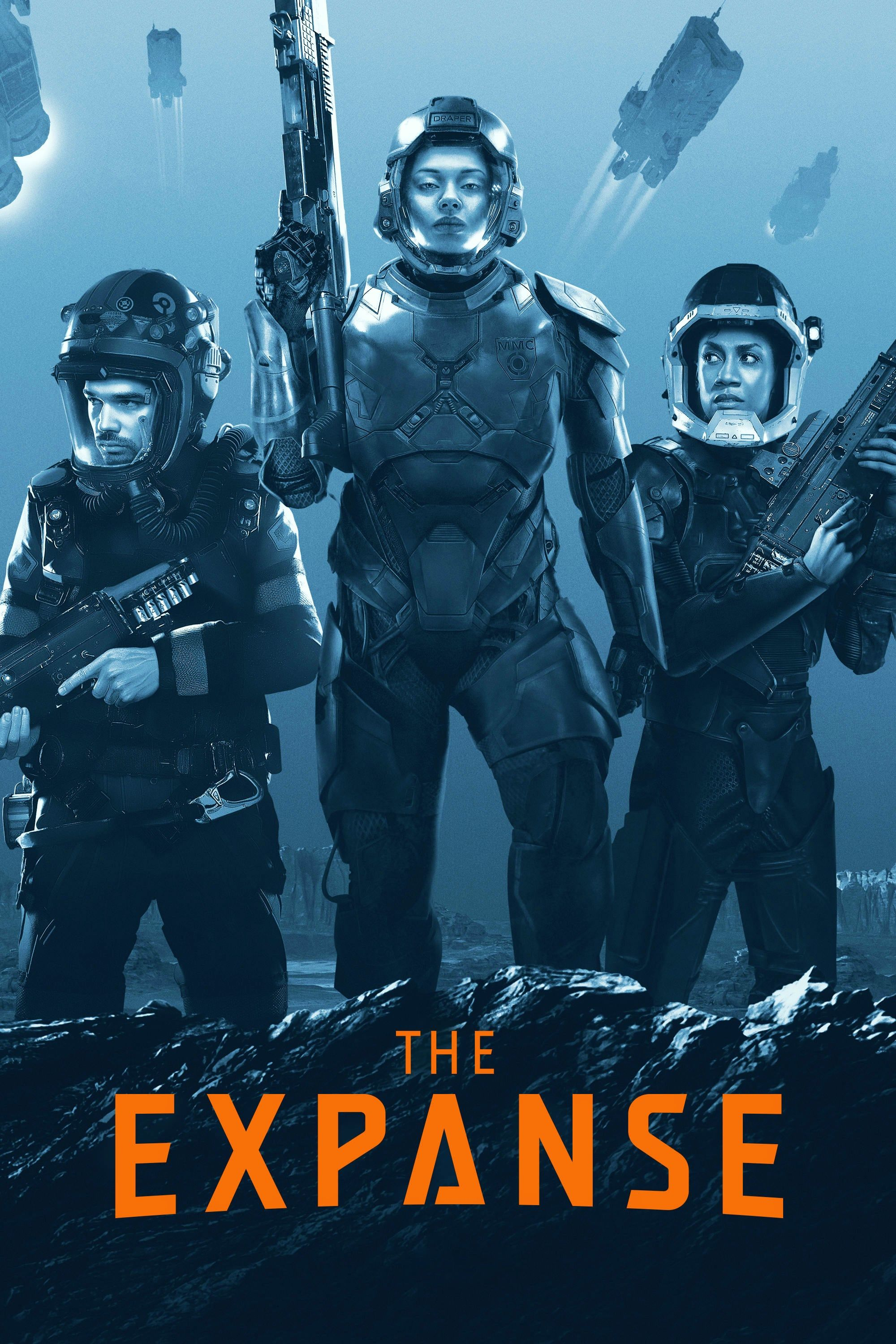 The Expanse cover