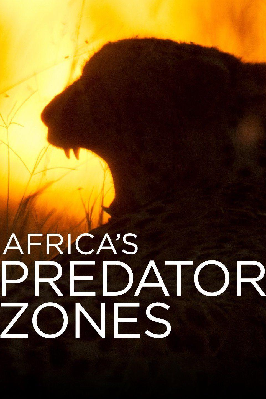 Africa's Predator Zones cover