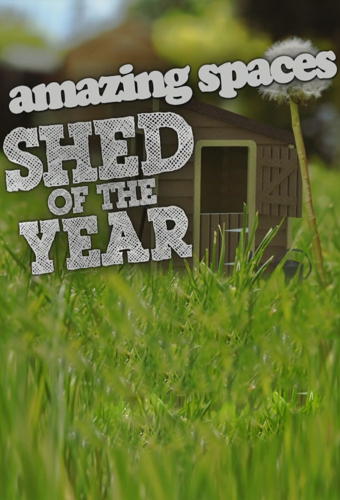 Amazing Spaces Shed of the Year cover