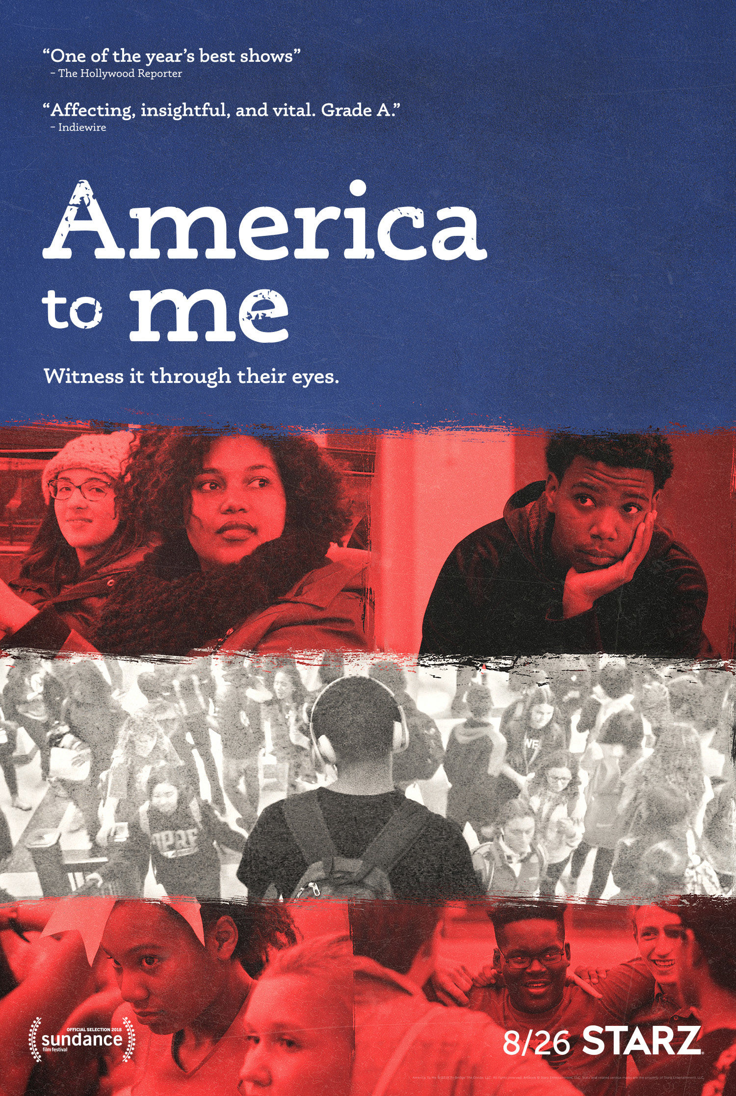 America to Me cover
