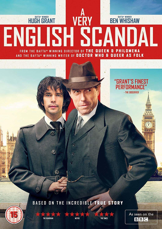 A Very English Scandal...