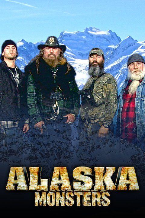 Alaska Monsters cover
