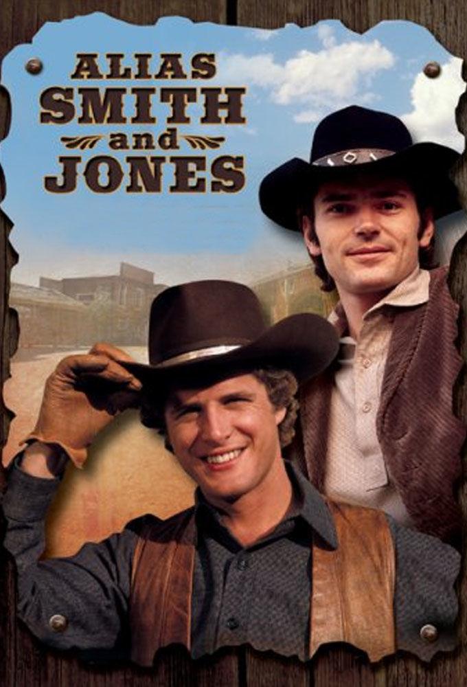 Alias Smith and Jones cover