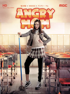 Angry Mom cover