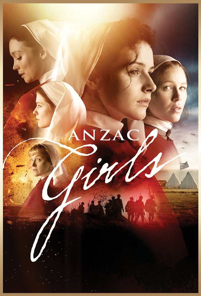 ANZAC Girls cover