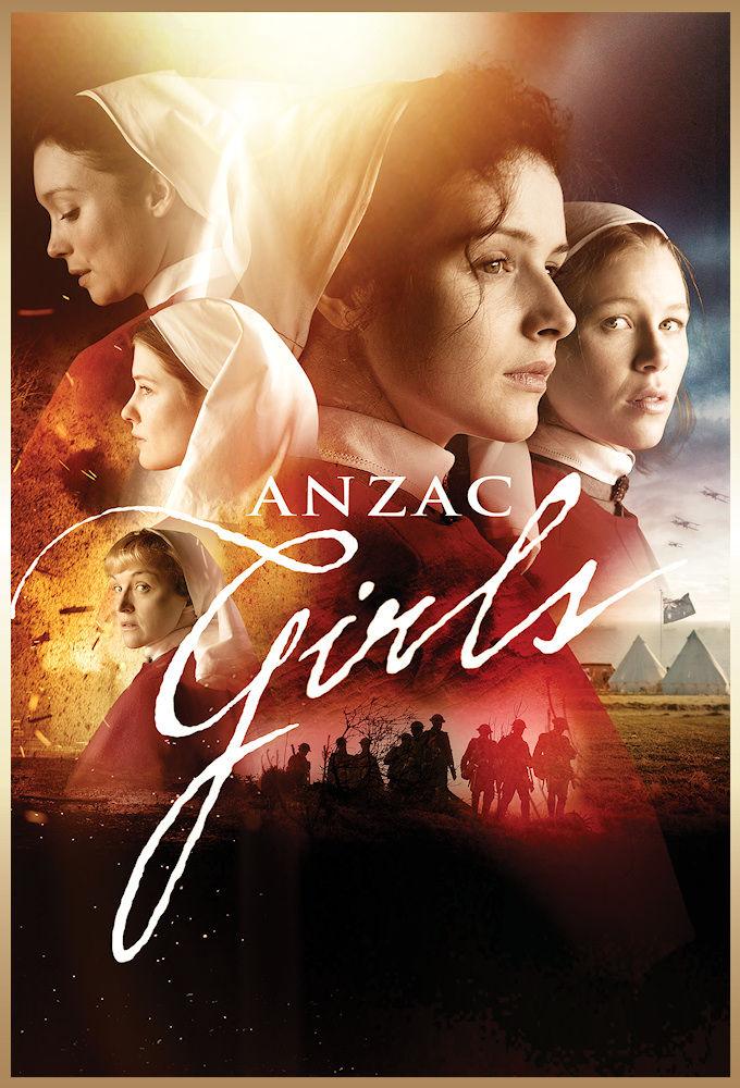 ANZAC Girls cover