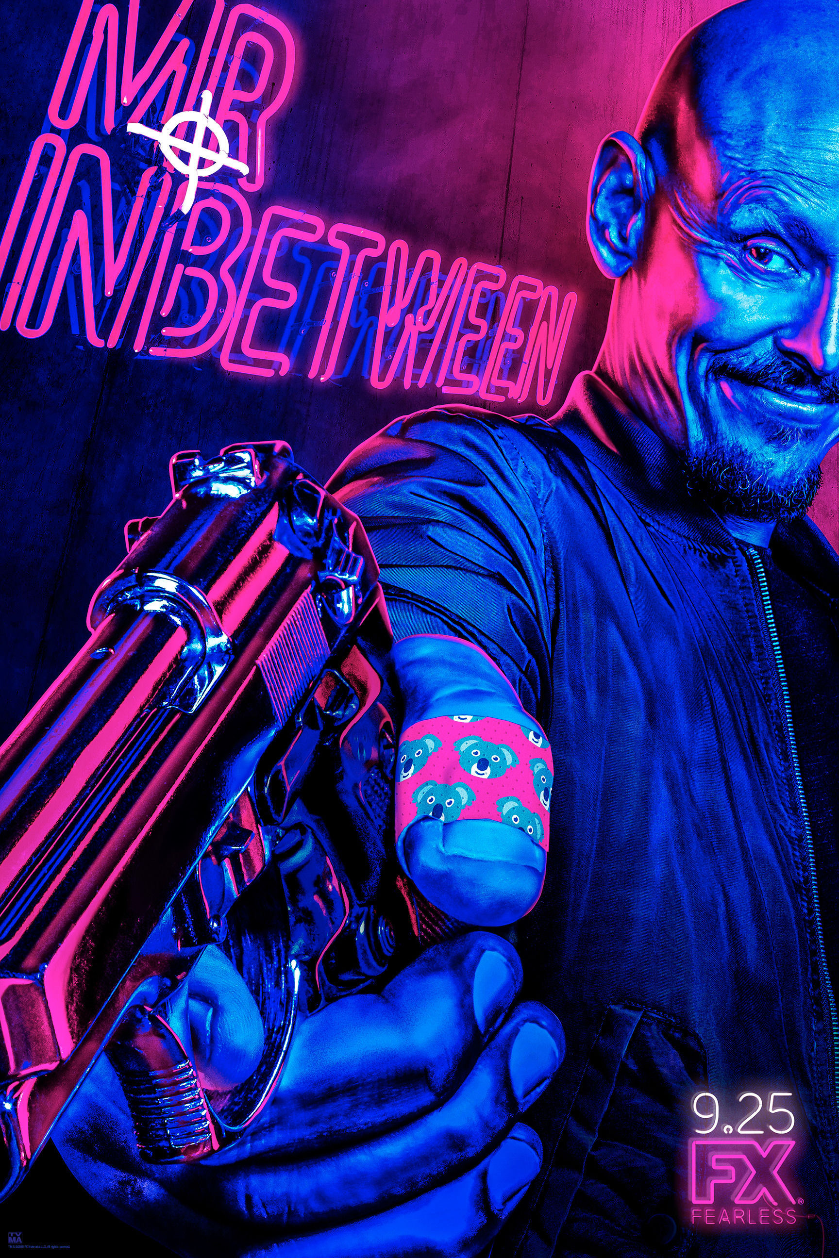 Mr Inbetween cover