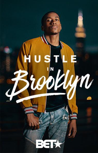 Hustle in Brooklyn cover