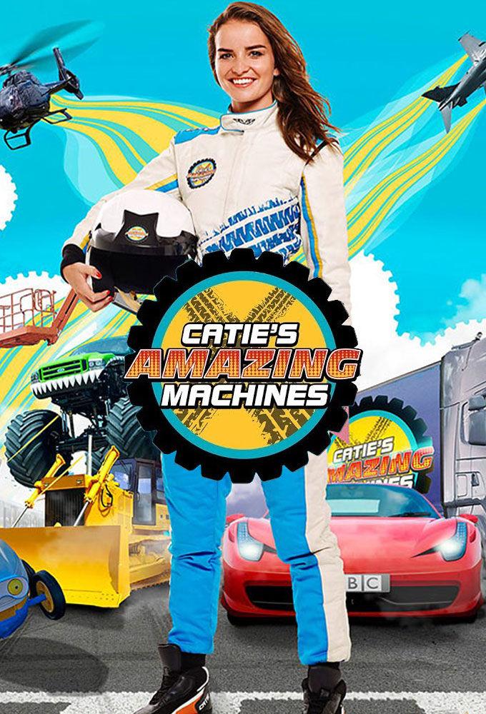 catie u0026 39 s amazing machines