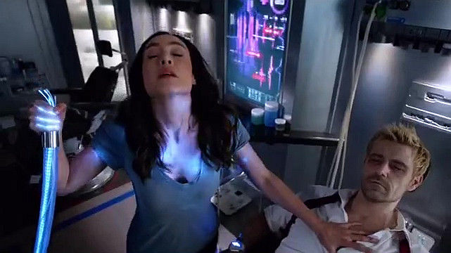 Courtney Ford, Matt Ryan, DC's Legends S04E05