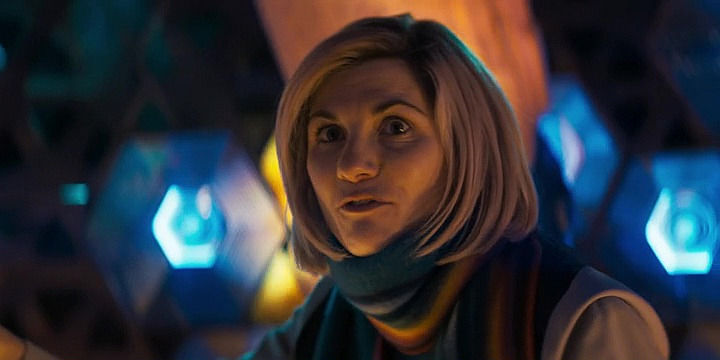 Jodie Whittaker, Doctor Who 2018 New Year's Day Special