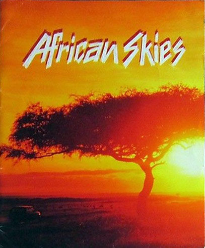 African Skies cover