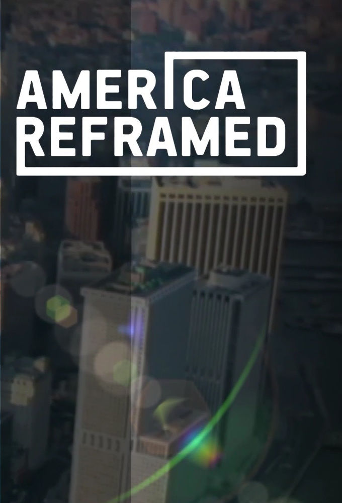 America ReFramed cover