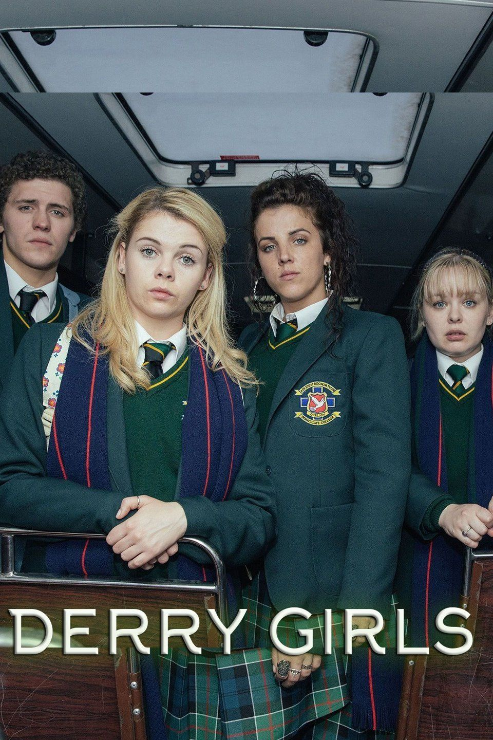 Used Land Rovers >> Derry Girls | TVmaze