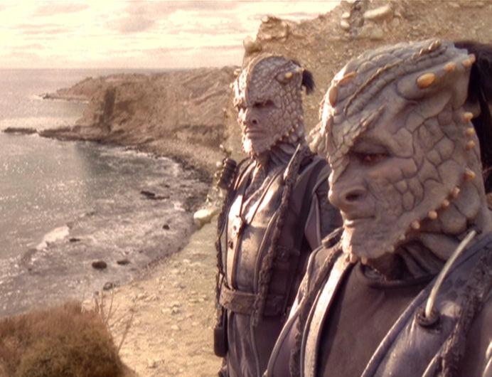Rocks and Shoals - Star Trek: Deep Space Nine S06E02 | TVmaze