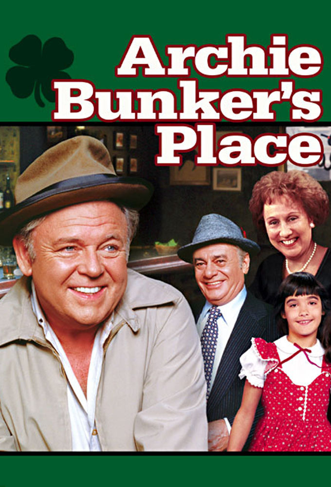 Archie Bunker's Place cover