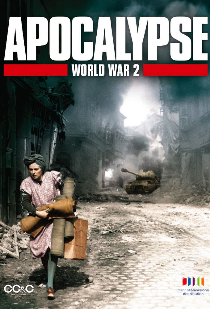Apocalypse: The Second World War cover