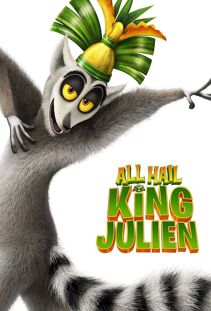 All Hail King Julien cover
