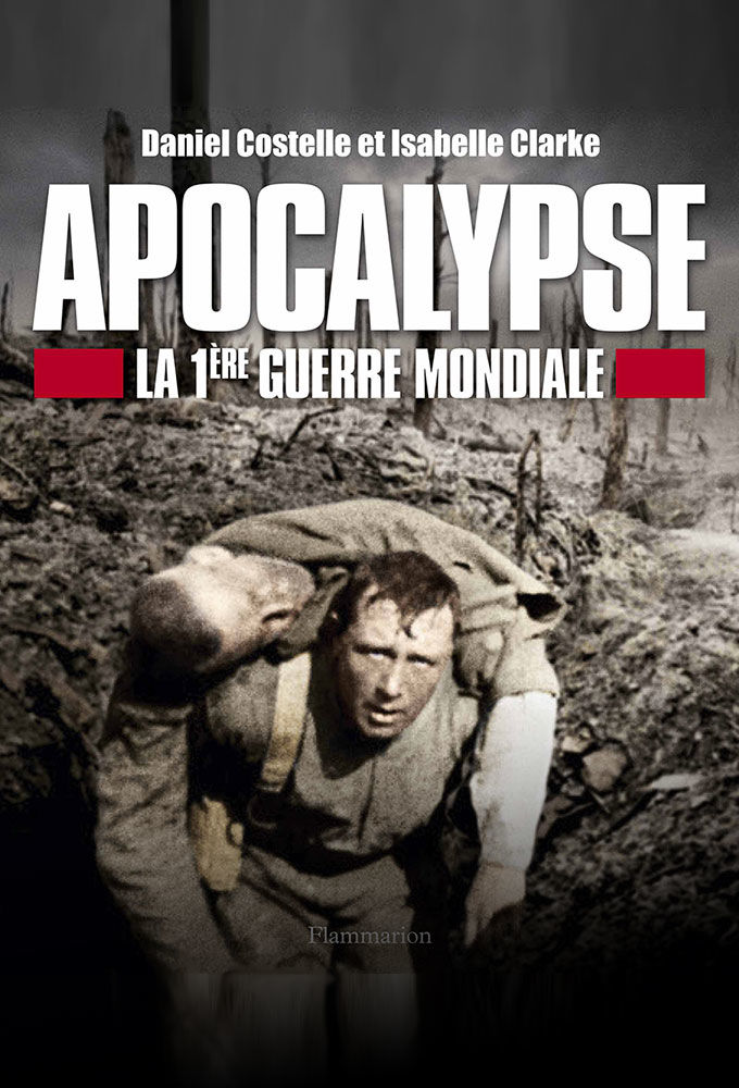 Apocalypse: World War One cover
