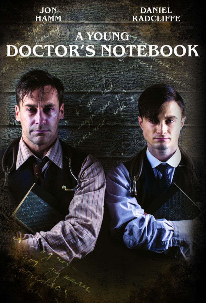 A Young Doctor's Notebook cover