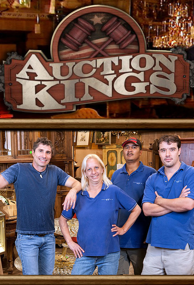 Auction Kings cover