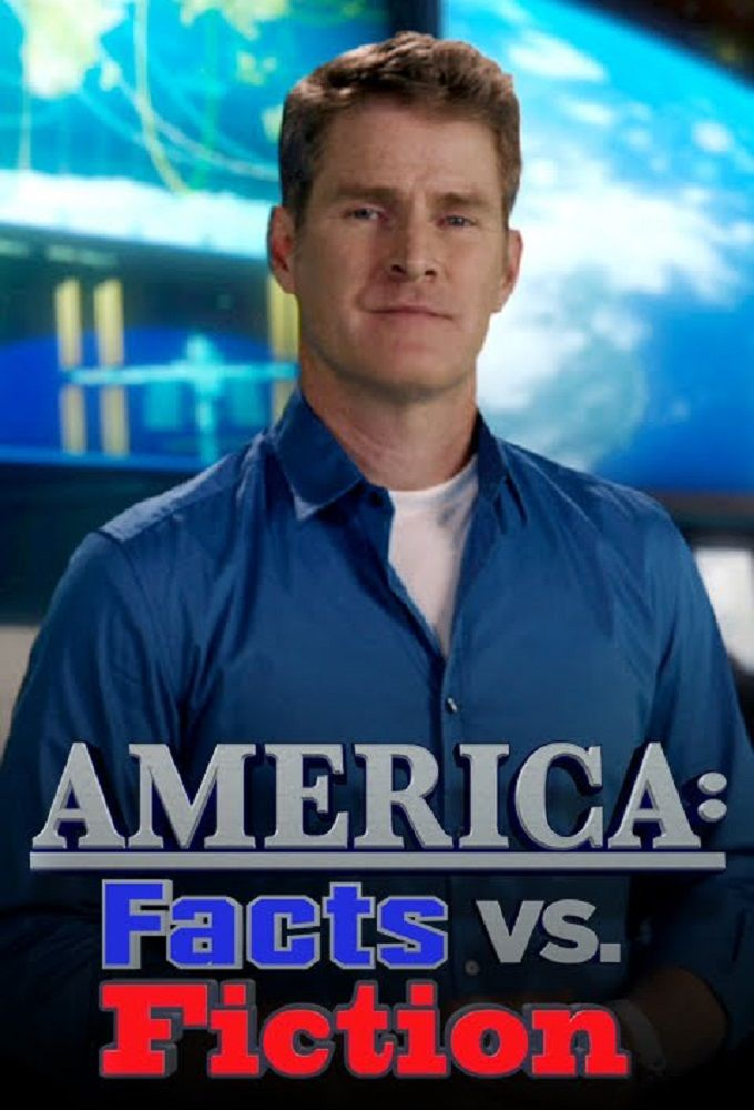 America: Facts vs. Fiction cover