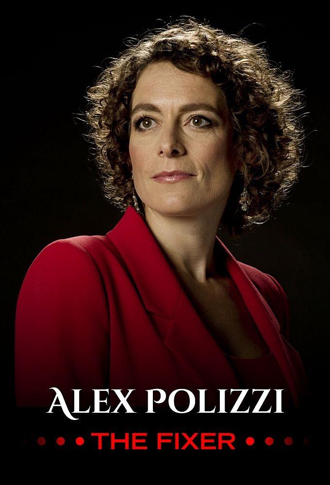 Alex Polizzi: The Fixer cover