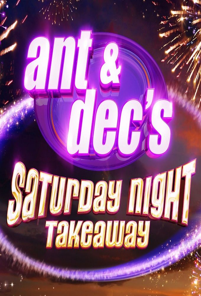 Ant & Dec's Saturday Night Takeaway cover