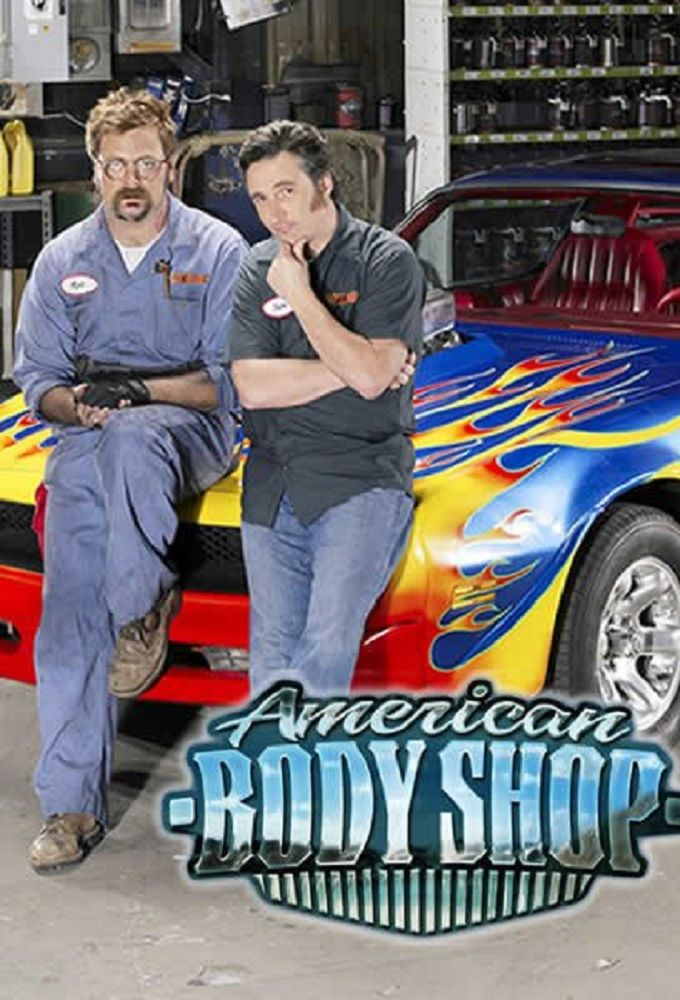 American Body Shop cover