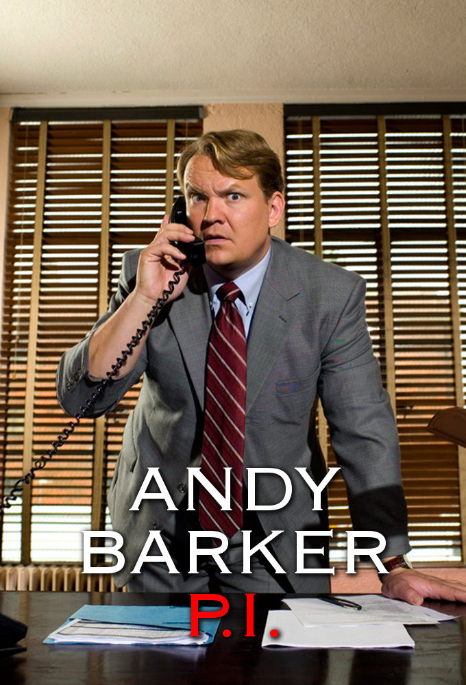 Andy Barker, P.I cover