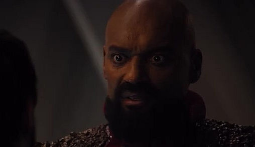 Colin Salmon, Krypton S02E04