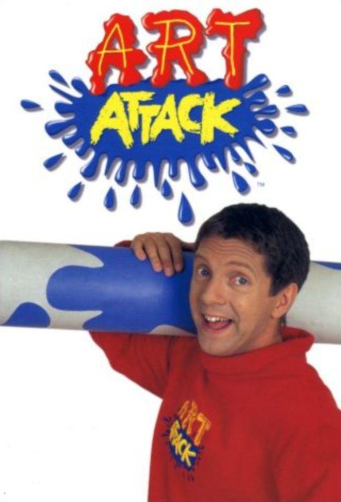 Art Attack cover