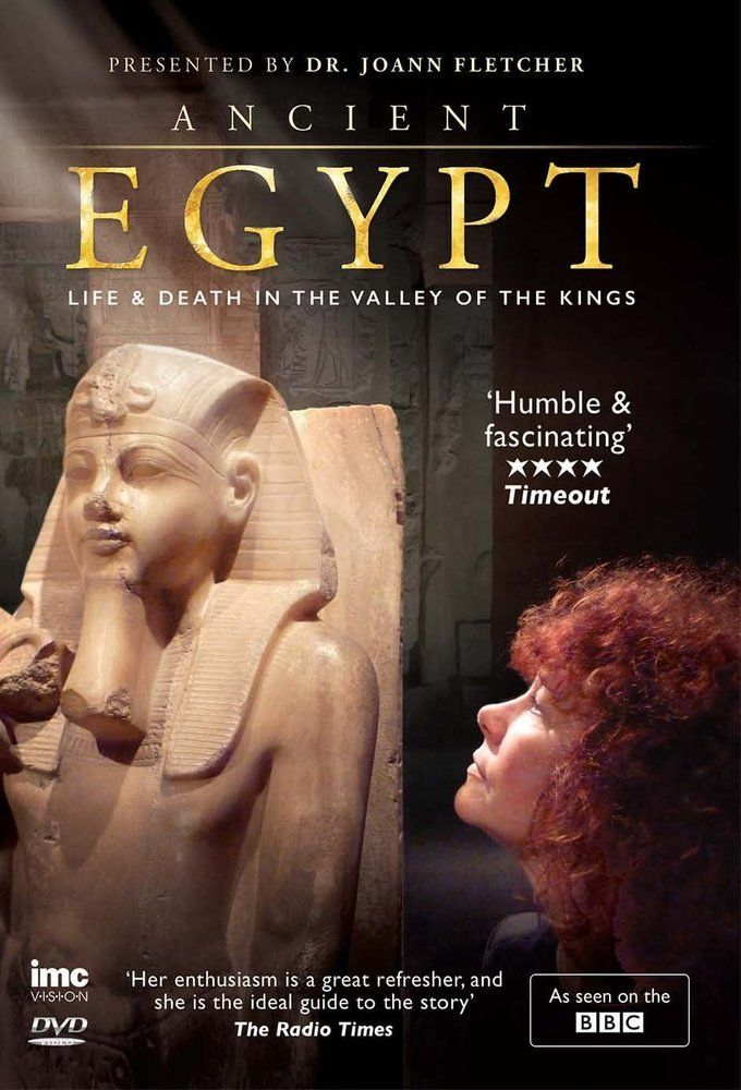 Ancient Egypt: Life and Death in the Valley of the Kings cover