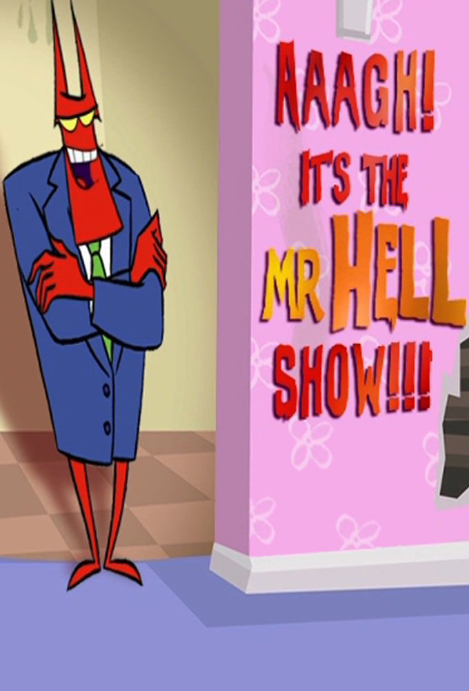 Aaagh! It's the Mr. Hell Show! cover