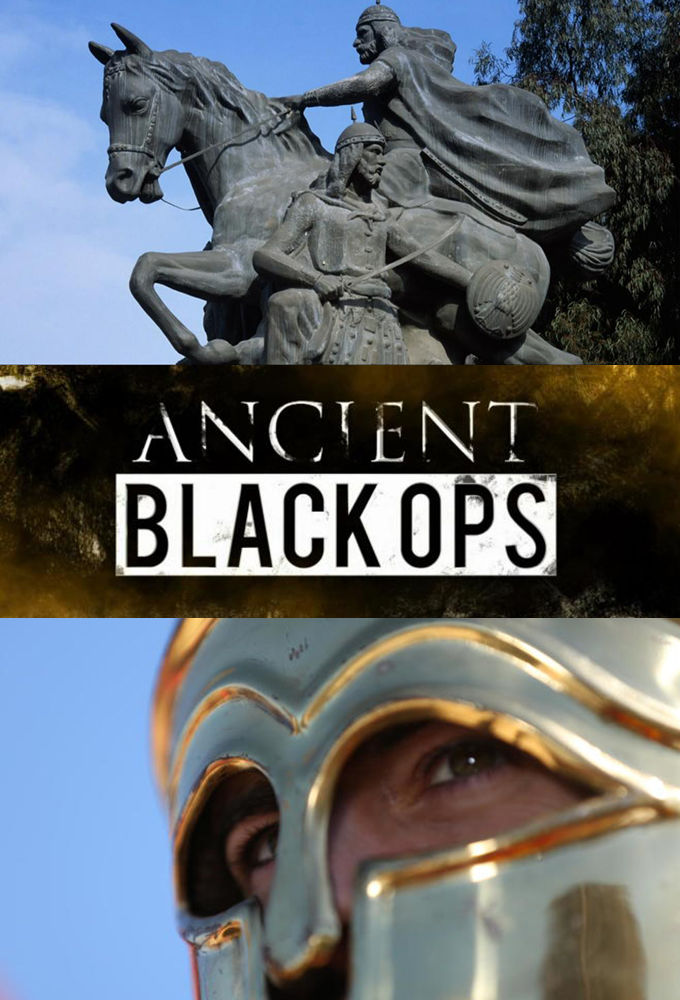 Ancient Black Ops cover