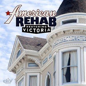American Rehab: Restoring Victoria cover