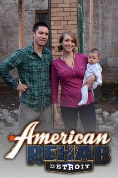 American Rehab: Detroit cover