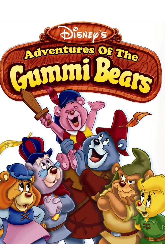 Adventures of the Gummi Bears cover