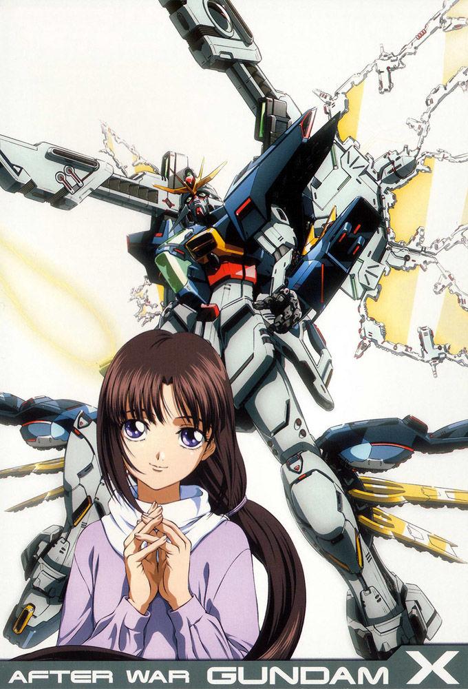 After War Gundam X cover