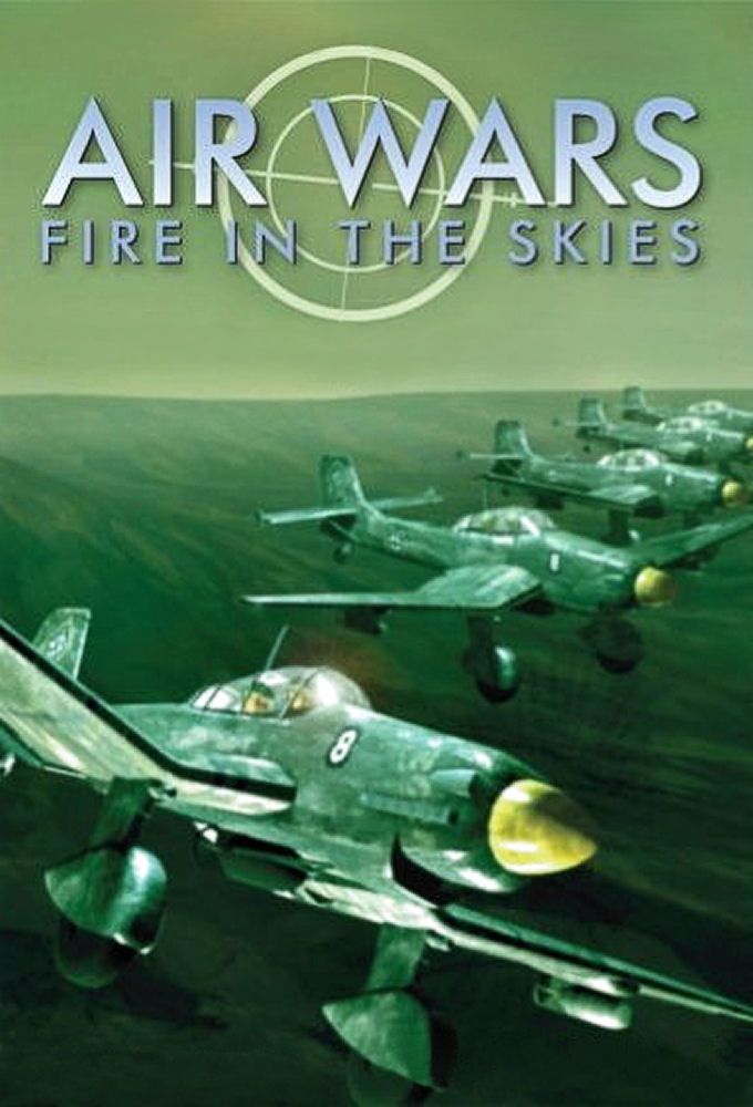Air Wars: Fire in the Skies cover
