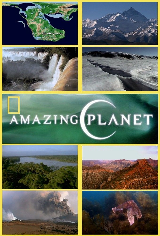 Amazing Planet cover