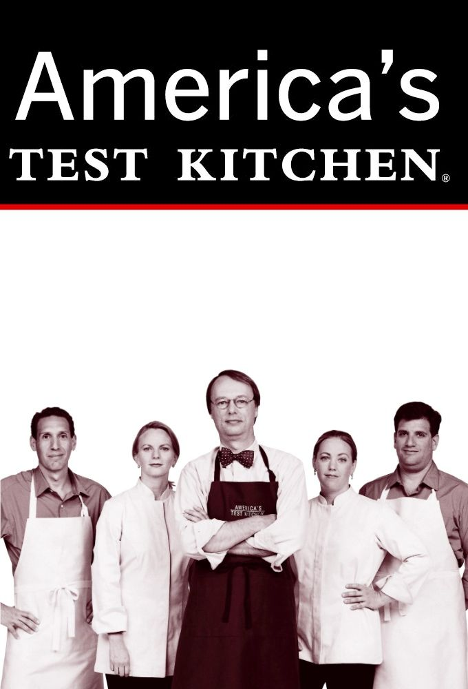 America's Test Kitchen cover