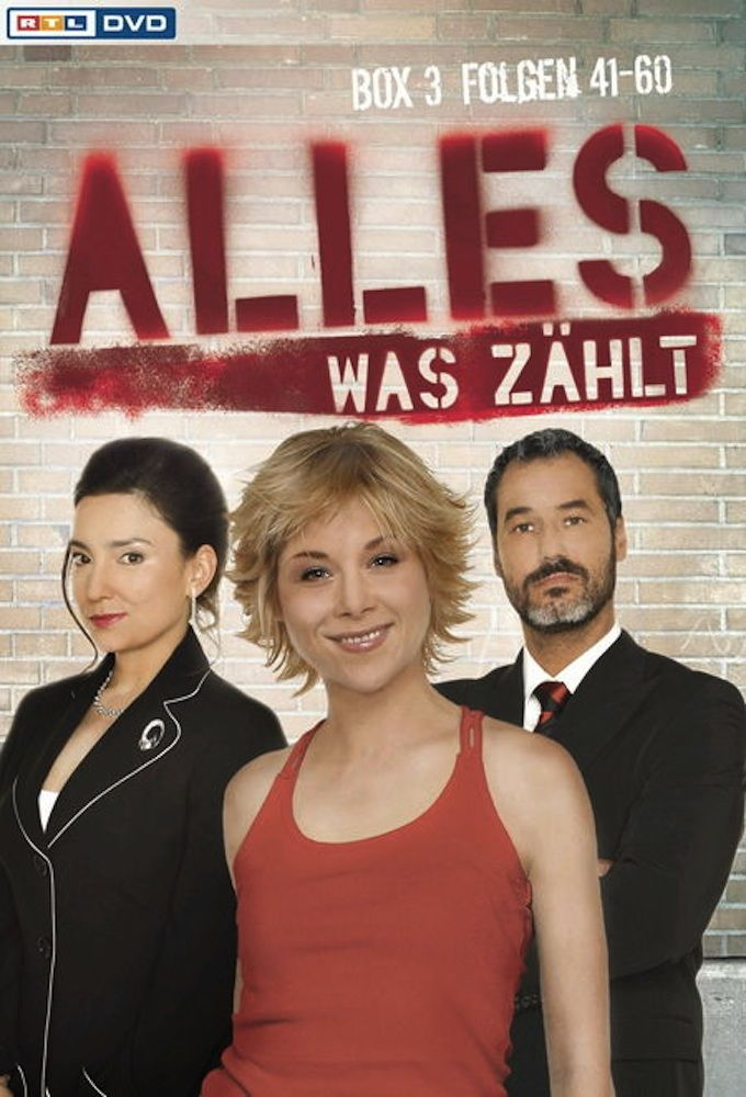 Alles was zählt cover